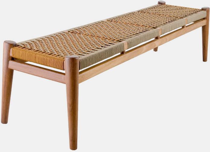 Nguni Bench