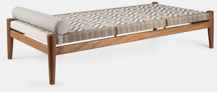 Nguni Day Bed